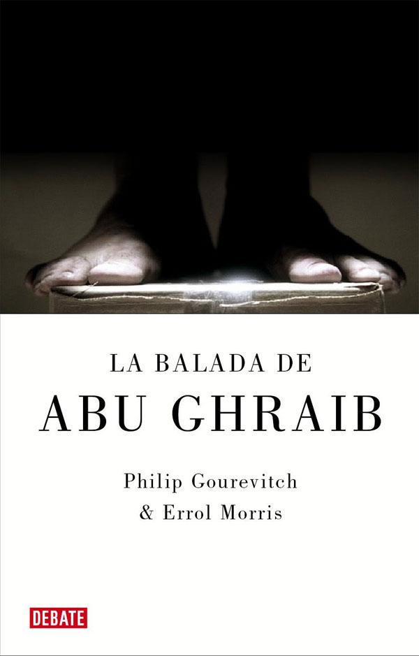 La balada de Abu Ghraib - Portada